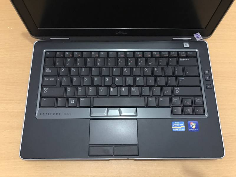 Laptop cũ Dell Latitude E6330 Core i7-3520M, VGA HD 4000